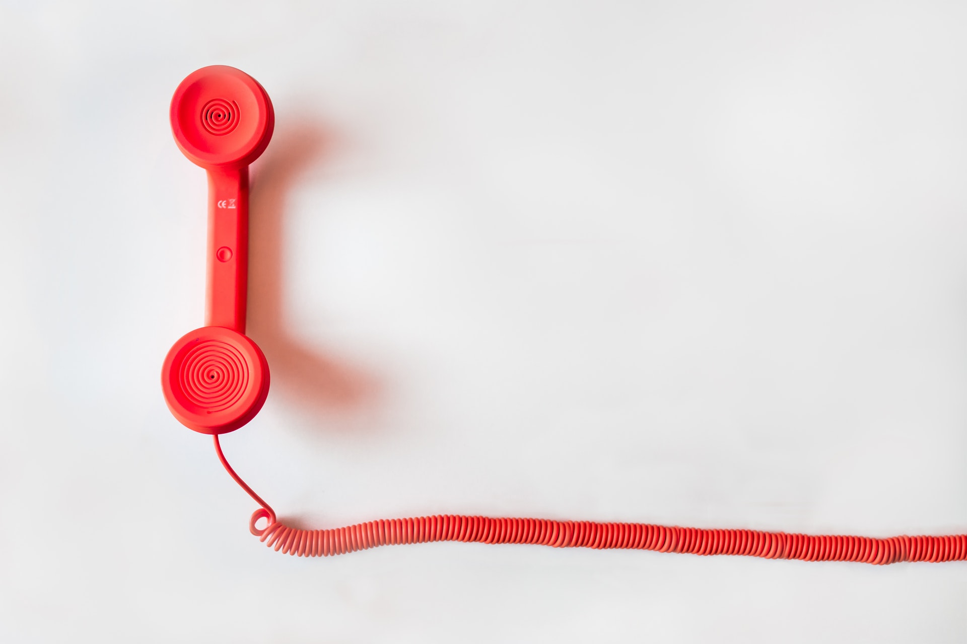 Red Phone for delivery